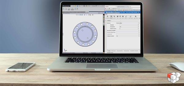 RuleDesigner PDM integrato con SolidWorks