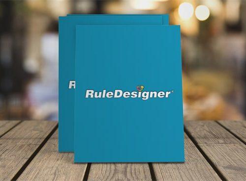 Brochure RuleDesigner
