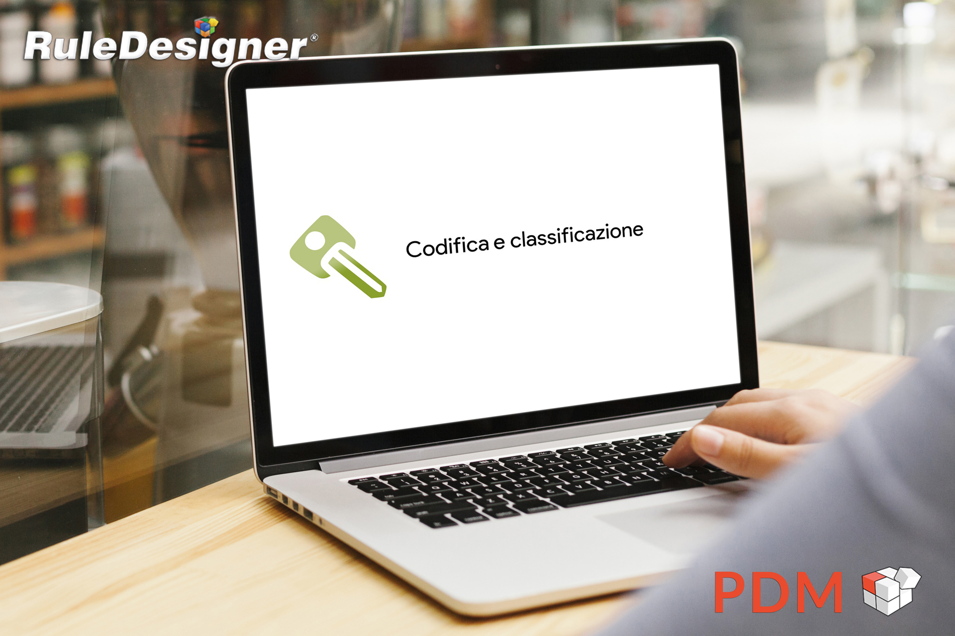 Video RuleDesigner PDM | Codifica e Classificazione