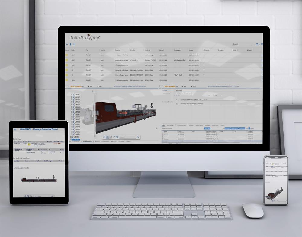 WEBINAR ON DEMAND | RuleDesigner Aftersales | La gestione del service con un portale digitale integrato dedicato ai clienti in un contesto B2B