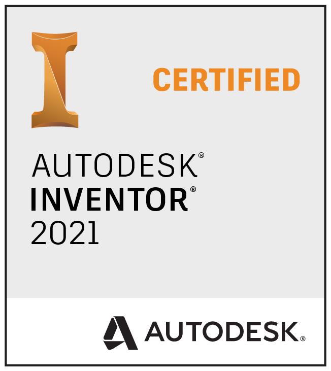 RuleDesigner è certificato su Autodesk Inventor 2021